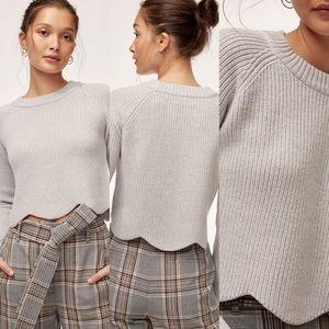ARITZIA Wilfred Sardou Sweater size:S